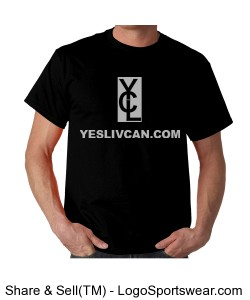 YLC Mens T-Shirts Design Zoom
